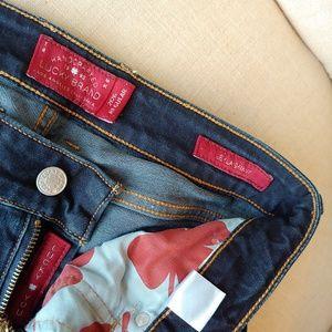 Lucky Brand Leyla Skinny Jean